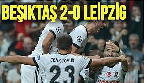 Beşiktaş 2-0 Leipzig