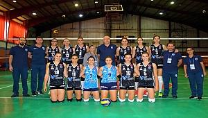Çanakkale Belediyespor Balkan Kupası'nı Gümüş Madalya İle Tamamladı