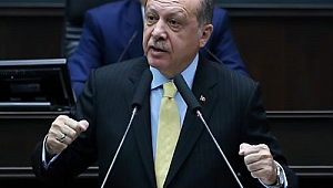 Cumhurbaşkanı Erdoğan, AK Parti TBMM Grup Toplantısında Konuştu