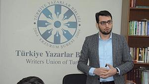 Erzurum'da 'Dil ve İletişim Atölyesi' Başladı