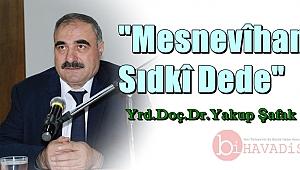 """Mesnevîhan Sıdkî Dede"" Konya'da anıldı..."