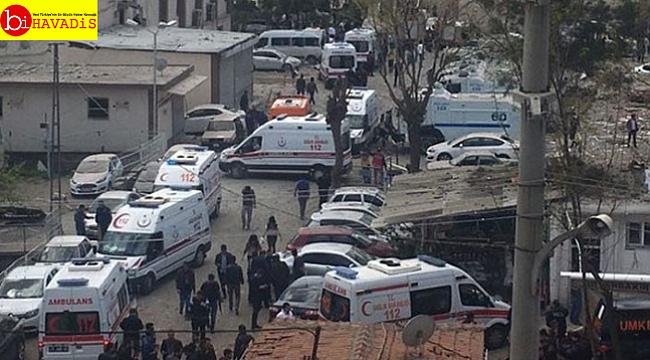 İZMİR'DE OKULDA KALORİFER KAZANI PATLADI