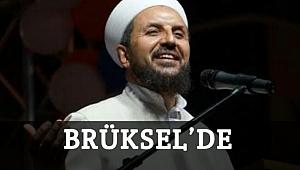 BRÜKSEL'DE ŞOK GÖZALTI!