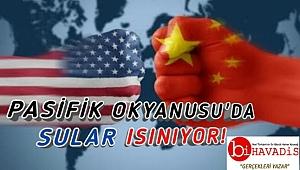 PASİFİK OKYANUSU'NDA SULAR ISINIYOR!