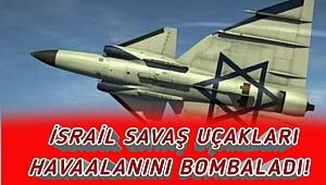 İsrail Havaalanını Vurdu!