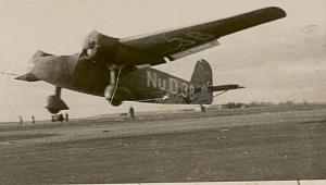 İlk Türk yolcu uçağı