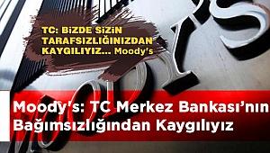 Moody's Türkiye değerlendirmesi