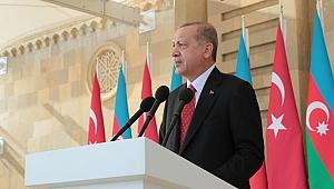 Azerbaycan'a her türlü desteği vermeye devam edeceğiz