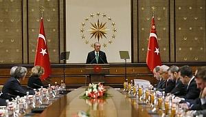 Başkan Erdoğan ABD'li şirketlerin temsilcileriyle bir araya geldi