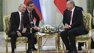 Erdoğan ve Putin, bu ay ikinci kez görüşecek.