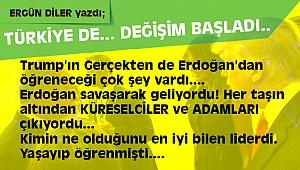 Güçlü lider erdoğan