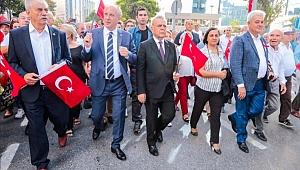 İzmir Büyükşehir Belediyesi Kılıçdaroğlu'nu görmezlikten geldi