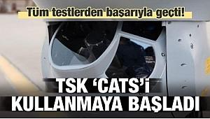 Teröristlerin yeni korkulu rüyası TSK'nın silahı