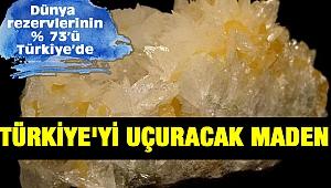 Türkiye'yi uçuracak en önemli maden