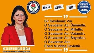 ADANA EĞİTİM BİR SEN'DE GÜÇLÜ ADAY!
