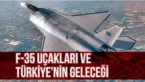 F-35 Uçakları ve Türkiye'nin Geleceği