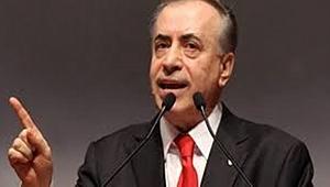Galatasaray Başkanı Mustafa Cengiz -