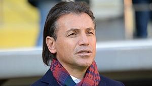 Sivasspor Teknik Direktörü Tuna:
