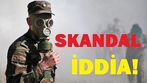 Skandal: Abd Ölümcül Kimyasal Deney!