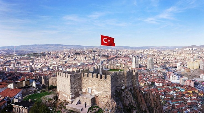 Ankara'ya yeni başkan!