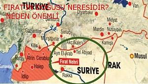 Fırat'ın doğusu yeni Bekaa Vadisi..