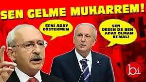 Muharrem İnce'nin istanbul adaylığı tam bir komedi
