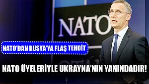 NATO'dan Rusya'ya Flaş Tehdit!