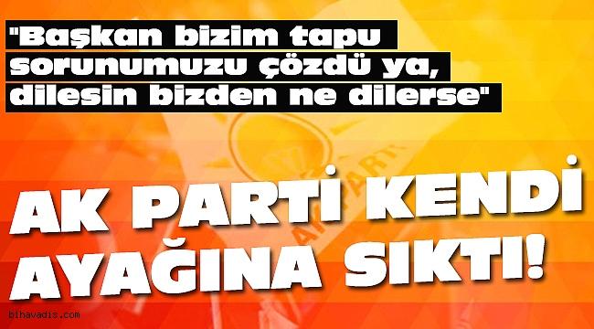 Özışık yazdı; AK Parti kendi ayağına sıktı!