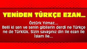 Türkçe ezan tartışmalarına son nokta!