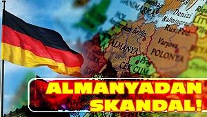 Almanya'dan büyük s.k.andal