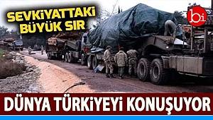 Askeri personel taşıması devam ediyor
