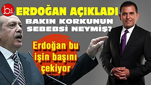 Erdoğan açıkladı bakın korkunun sebebi neymiş ?