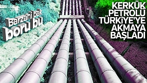 Irak'tan Ceyhan'a petrol ticareti