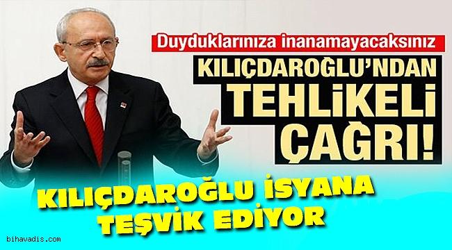 Kılıçdaroğlu işçilere sokak çağrısı yapıyor