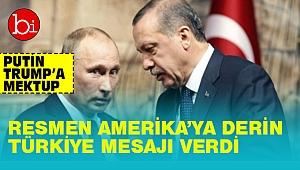Putun, Resmen Amerika'ya derin Türkiye mesajı verdi