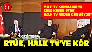 RTÜK, Halk TV'ye kör