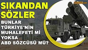 Bunlar Türkiye'nin Muhalefeti mi yoksa ABD sözcüsü mü?