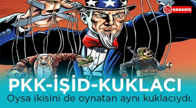 PKK İŞİD (DEAŞ) - KUKLACI