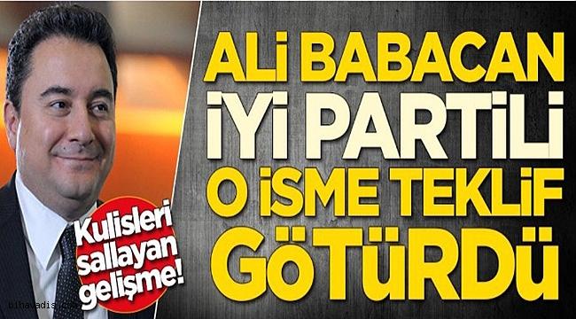 Ali Babacan'dan flaş hamle. Her şeyi ortaya döküyor