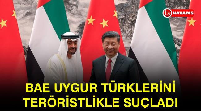 BAE Uygur Türklerine teröristlikle suçladı