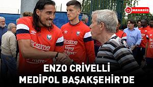 Enzo Crivelli Medipol Başakşehir'de