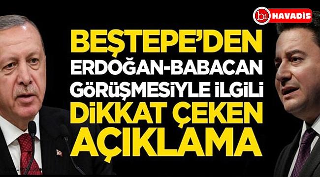 Erdoğan bizzat açıklayacabilir
