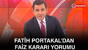 Fatih Portakal'dan Merkez Bankası faizi kararı yorumu