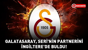 Galatasaray, Seri'nin partnerini İngiltere'de buldu!