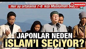 Japonlar neden İslami seçiyor