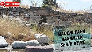 Madeni para basan ilk şehir