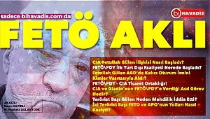 PLANLAR DEŞİFRE OLDU -FETÖ AKLI -CIA - FBI- PKK- GLADYO