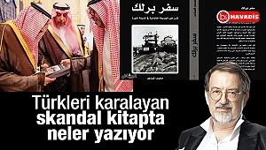 """Skandal kitap: Bir Suudi gazeteci """"Türkler Medine'de tehcir yaptılar"""" diye yazdı"""