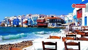 Türkiye'den rahatlıkla gidebileceğiniz 9 Yunan adası