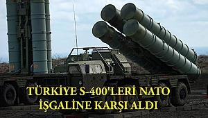 Türkiye S-400'leri NATO işgaline karşı aldı